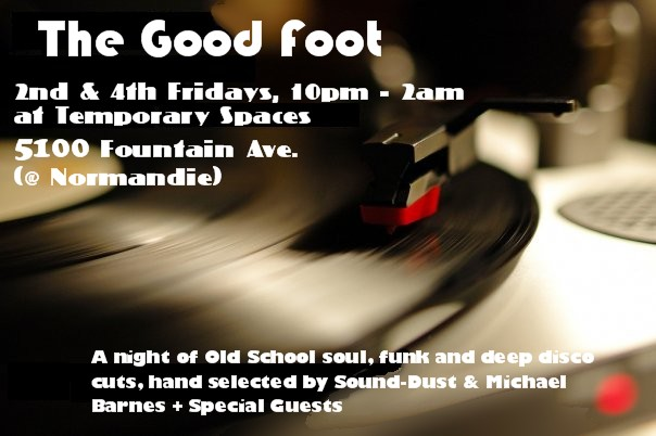 The Good Foot Bi-Weekly Dance Party