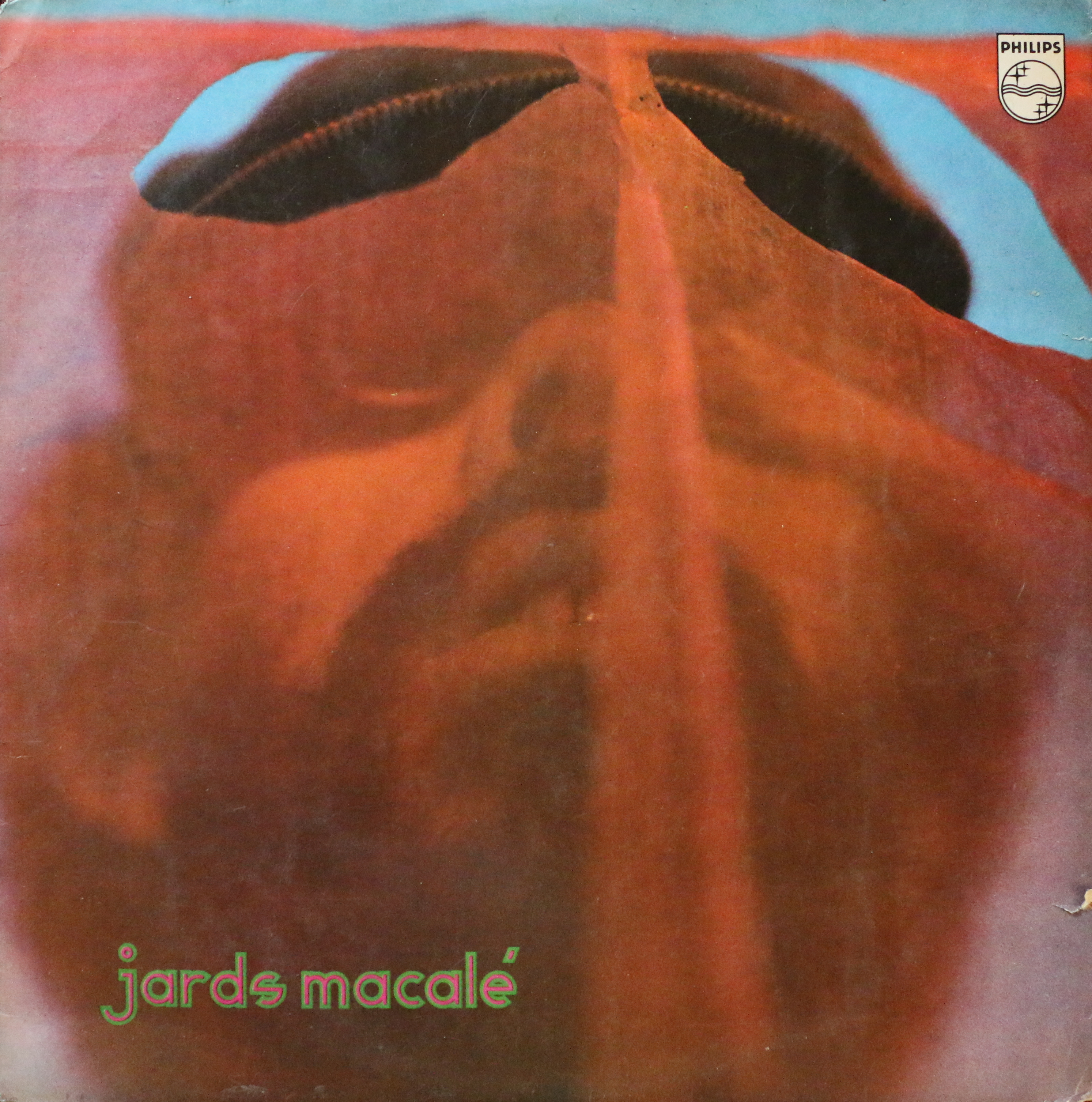 Dig Deep: Jards Macalé - S/T - Philips (1972)