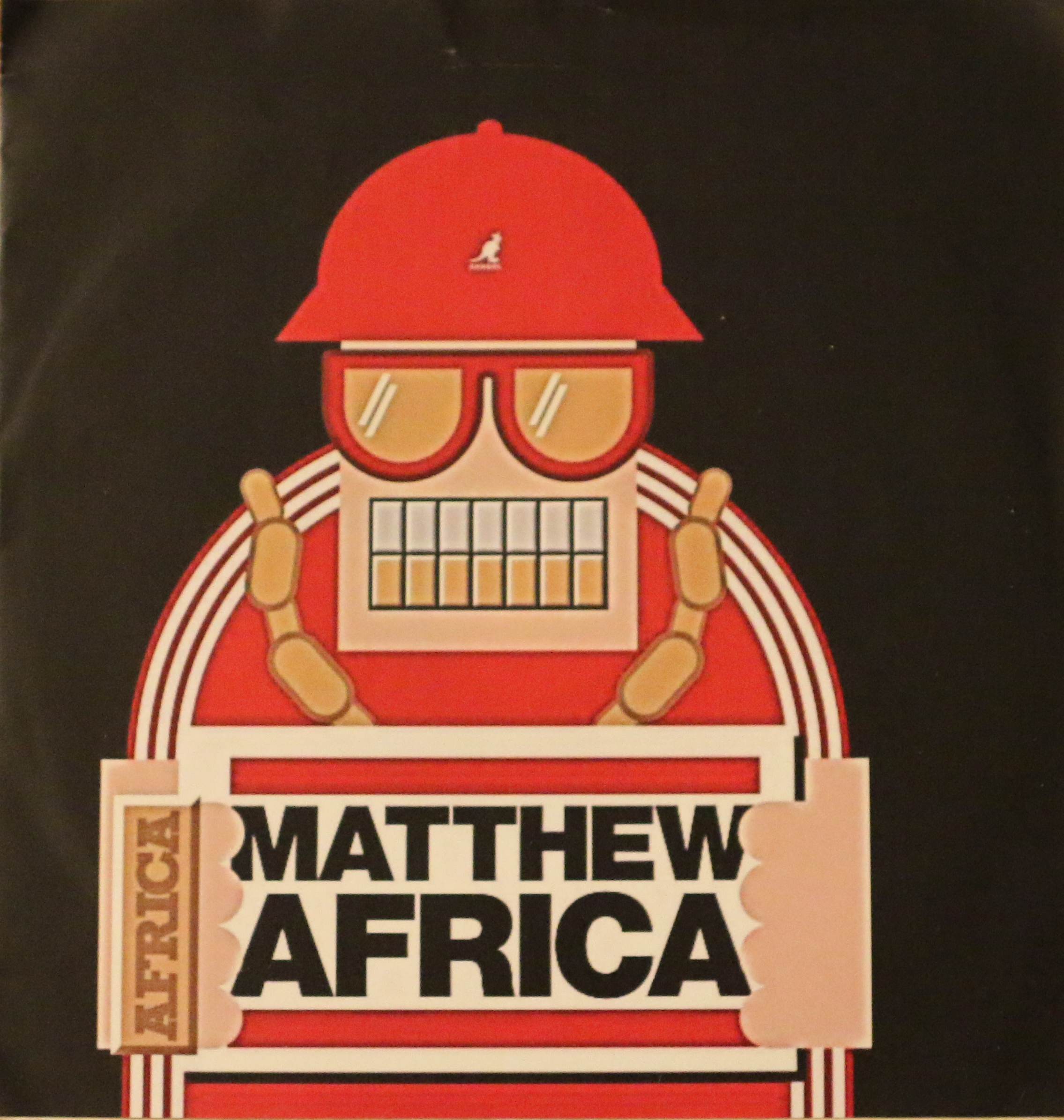 Dig Deep...for Matthew Africa: 45s for MKA